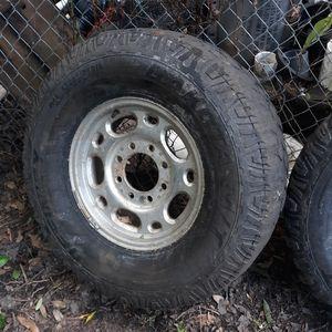 Chevy 8 lug rims for Sale in Palmetto, FL