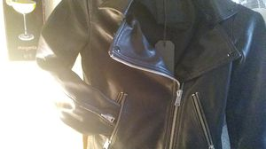 Brand new All Saints black leather jacket for Sale in Seattle, WA