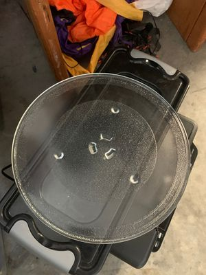 Microwave turntable plate 14 inch diameter for Sale in Hampstead, NC