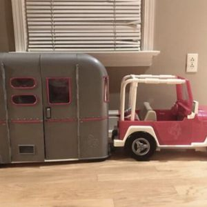 american girl doll RV trailer for Sale in Wexford, PA