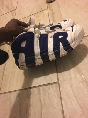 Nike uptempo shoes for Sale in Detroit, MI