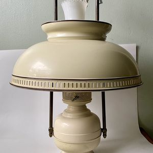 Vintage Metal Tole/ Toleware Ceiling Light Fixture for Sale in Strongsville, OH