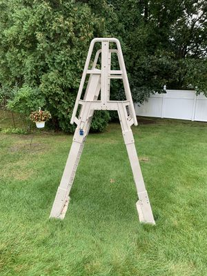Ladder for above ground pool for Sale in Woburn, MA