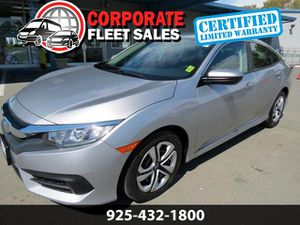 2017 Honda Civic for Sale in Pittsburg, CA