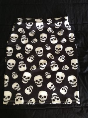 Skull Skirt by Sourpuss 💀 for Sale in Los Angeles, CA
