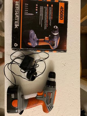 Cordless drill for Sale in Phoenix, AZ