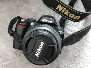 Nikon D40 for Sale in Portland, OR