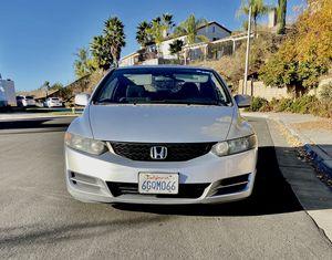 2009 Honda Civic EX for Sale in Murrieta, CA