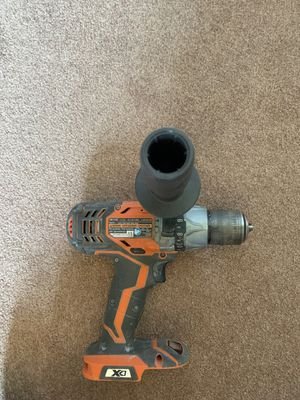 RIGID Cordless Hammer Drill(Tool Only) for Sale in Wheaton, MD