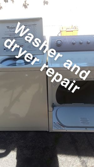 Washer and dryer repa1r for Sale in Ontario, CA