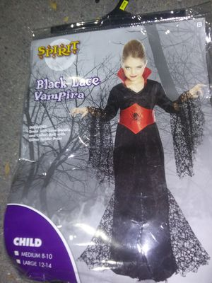 Costume sz 7-10 girls new for Sale in West Valley City, UT