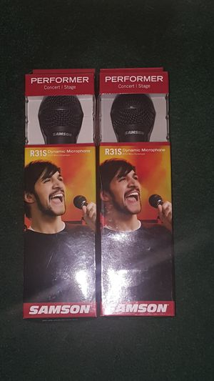Samson R31S Dynamic Microphone for Sale in Phoenix, AZ