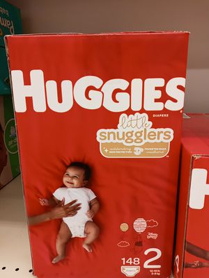 Huggies dippers for Sale in Tacoma, WA