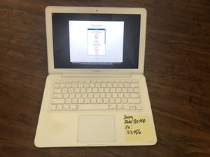 2009 MacBook 2GB RAM 120SSD for Sale in St. Peters, MO