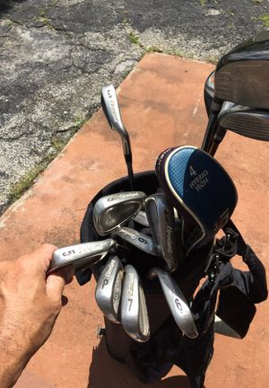 Clevland Launcher golf clubs for Sale in Boynton Beach, FL