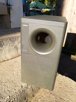 Bose Subwoofer for Sale in Providence, RI