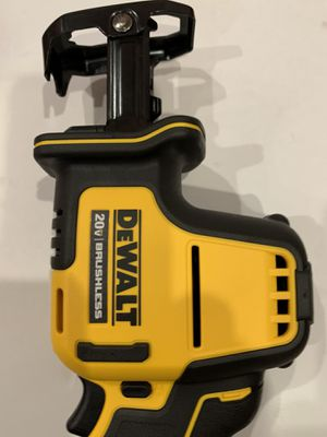 20 v saw dewalt atomic brushless for Sale in Hickory Hills, IL