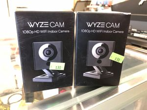 Set of 2 WYZE cameras for Sale in Olympia, WA