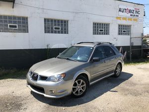 2006 Subaru Impreza outback! Stick shift for Sale in Cleveland, OH
