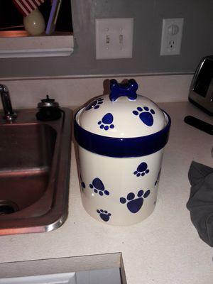 Doggie treat jar for Sale in Nashville, TN