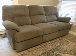 Reclining Couch and Chair for Sale in Raleigh, NC