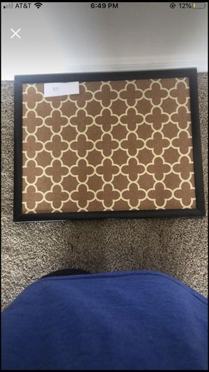 Decorative Cork Board for Sale in Fort Myers, FL