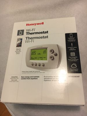 Honeywell WiFi thermostat for Sale in Denver, CO
