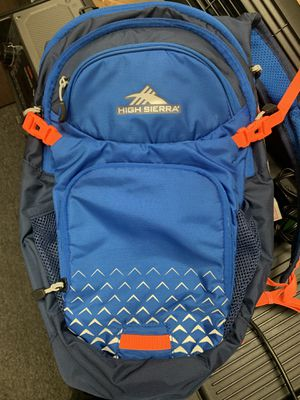 High Sierra CRAGIN Hydration Backpack for Sale in Rancho Cucamonga, CA
