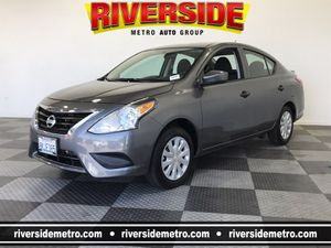 2019 Nissan Versa Sedan for Sale in Riverside, CA