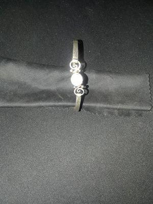 Vintage 925 cat's eye bracelet 6.5 for Sale in Revere, MA