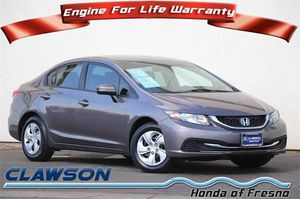 2014 Honda Civic Sedan for Sale in Fresno, CA
