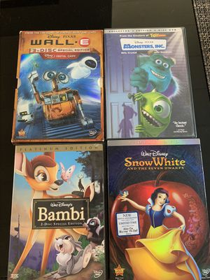 Kids movies for Sale in Huntington Beach, CA