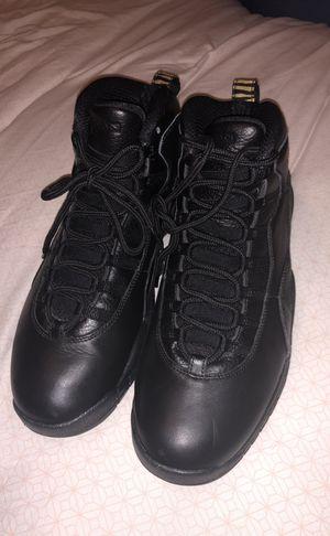 NYC Jordan 10's for Sale in Detroit, MI