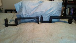 Decorative wall shelves, $5 each for Sale in Brentwood, NC