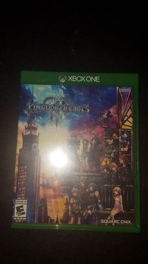 Kingdom Hearts III for Xbox One for Sale in Silverdale, WA