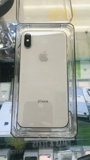 Factory Unlocked Iphone X 64GB. Excellent Condition. for Sale in Cambridge, MA