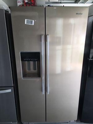 Brand New Whirlpool Refrigerator for Sale in Sarasota, FL