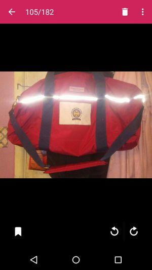 Large red duffel bag for Sale in Phoenix, AZ