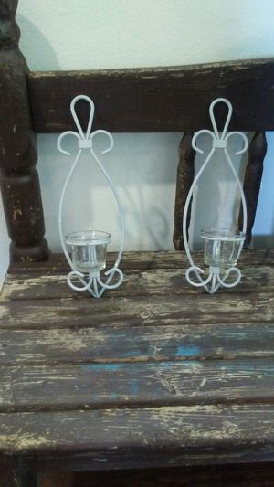 Candle holders for Sale in Selma, CA