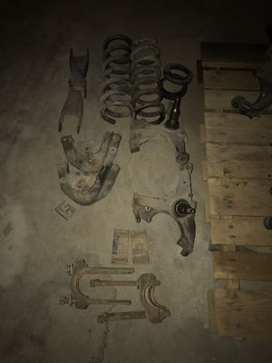 Chevy 88-98 2wd suspension parts for Sale in Sanger, CA