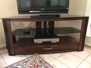 Wooden TV stand for Sale in West McLean, VA