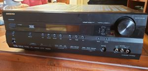 Onkyo HT-R960 7.1 THX Certified receiver with 4 speakers and 1 Subwoofer for Sale in Miramar, FL