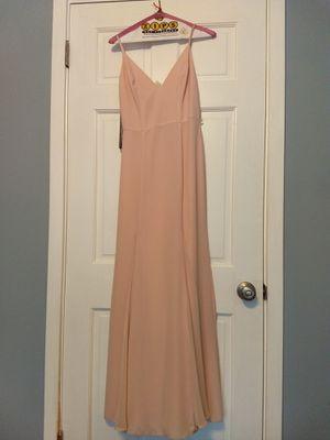 White by Vera Wang Bridesmaid Dress- David's Bridal for Sale in Washington, DC