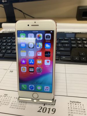 iPhone 7 Rose Gold for Sale in Kingsport, TN