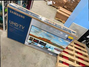 Samsung 55 inch tv nu6900 😎😎😎 RLNDO for Sale in Dallas, TX
