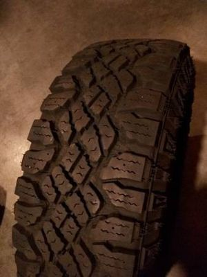 Goodyear Duratrac tires 265/75/16 on Toyota Tacoma wheels for Sale in Seattle, WA