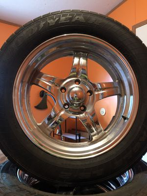 Rims and tires for Sale in Mabelvale, AR
