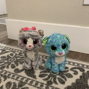 Stuffed Animals (cats) for Sale in Foster City, CA