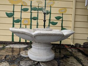 Large Garden Fountain for Sale in Monroe, WA