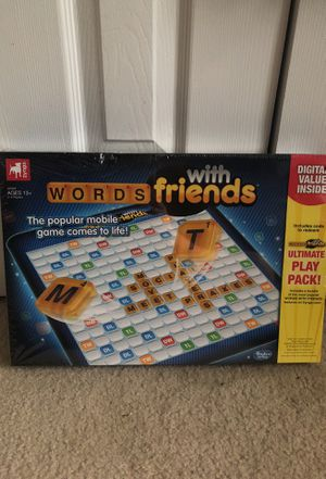 Words With Friends for Sale in Christiana, TN